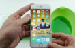iPhone6果冻冰冻测试