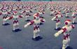 科技早报:秒杀大妈 这群家伙跳广场舞逆天