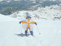 能够滑雪的飞行服 还能飞起来