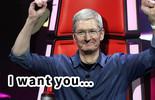 """科技早报:苹果打造创业版""""好声音"""""""