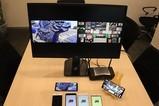 巴可无线会议方案 手机画面秒变大屏