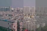 松下摄像机VLOG高层建筑