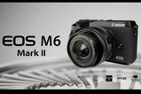 佳能EOS M6 Mark II宣传视频