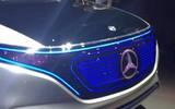 CES2017:奔驰展出Vision Van和Generation EQ概念车