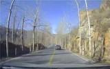 米狗MCR-3023记录仪山路行车视频