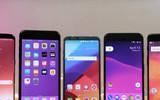 S8/7 Plus/G6/Pixel速度PK