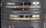 尼康三支70-200mm近对焦速度测试