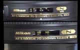 尼康三支70-200mm远距离对焦速度测试