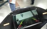 沃趣电动智能中控系统及倒车影像