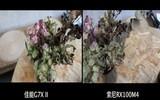 VLOG视频对比:佳能G7X II VS 索尼RX100 IV