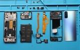 OPPO Reno4拆解 双电芯设计别家没有