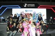 西安国际酷玩娱乐节ZOL展台回顾