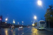360 G300记录仪夜晚行车视频