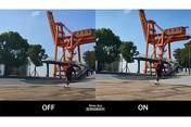 OPPO Reno Ace超清视频防抖测试
