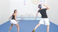 网球与俄罗斯方块结合 给你汗流浃背的全新体验