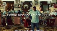 """iPhone 7 Plus""""理发师""""广告"""