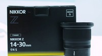 轻量化超广角 尼康Z 14-30mm f/4镜头开箱