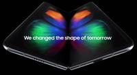 三星Galaxy Fold折叠屏手机宣传视频