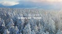 三星盖乐世 S8电视广告冬季篇