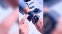 """在现场:MWC 2019 努比亚""""腕机""""与苹果表孰美"""