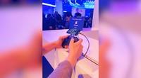 在现场:OPPO 5G云游戏体验,小手机畅玩3A大作