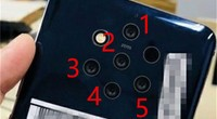 科技早报:后置五摄像头!诺基亚新机很吓人