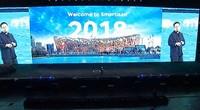 2018锤子科技发布会-坚果R1 PC电脑亮相