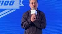 2016中关村在线两净峰会 中国家用电器研究院副总工程师 朱焰致辞