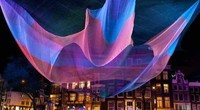 光的奇迹之布拉格SIGNAL灯光艺术节