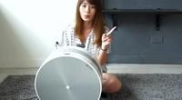 LG新品『福禄寿空气净化器』抢先示范