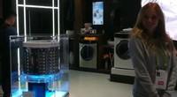 「CES2019-在现场」TCL洗衣机从心出发 免污洗护 脱颖而出!