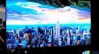 「CES2019-在现场」三星98英寸8K QLED电视体验:电视也有量子芯