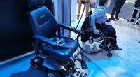 「CES2019-在现场」intel智能轮椅体验:霍爷的专座普及了