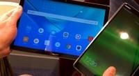 华为发布MediaPad M5平板