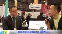 CES2018:专访爱国者副总裁CTO郭宏志:这些年我们在为什么而努力?