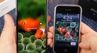 科技全视角:十年时间 iPhone X这块全面屏对比初代iPhone 到底变化了多少