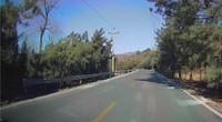 DOD LS400S记录仪山路行车视频