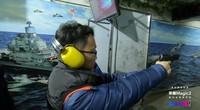 【蓝冰之眼】花絮:第一次开枪是什么感觉?