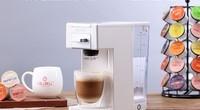 科贝尔智能胶囊咖啡机CBK03S视频评测介绍