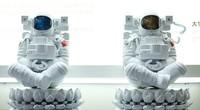 """TCT亚洲3D打印展:张飞打印用惠普3D打印机造佛系宇航""""缘"""""""