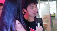 人皇SKY来了!钛度科技李晓峰亮相ZOL展台