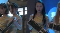 Chinajoy2016中关村在线展台双飞燕品牌日活动