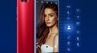 科技说明书:荣耀V10 前置指纹全面屏