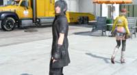 最终幻想XV 初体验!! 买不起饭的王子看过吗