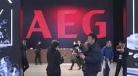 AWE2018:德国进口高品质 AEG展台探访