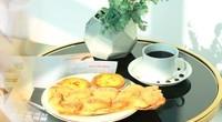 奥田蒸烤一体集成灶美食演示—葡式蛋挞