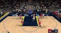 影驰GFE SHOW场+NBA2KOL2+没默契的配合