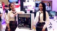 2018Chinajoy:鑫谷展台空降美少女战队