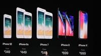 苹果iPhone8/iPhoneX秋季新品发布会(全程中文同传)