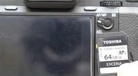 索尼A7II连拍写入性能展示